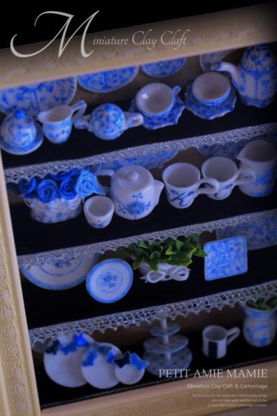 クレイで制作したとは思えないミニチュア陶器 ~ミニチュアクレイクラフト~