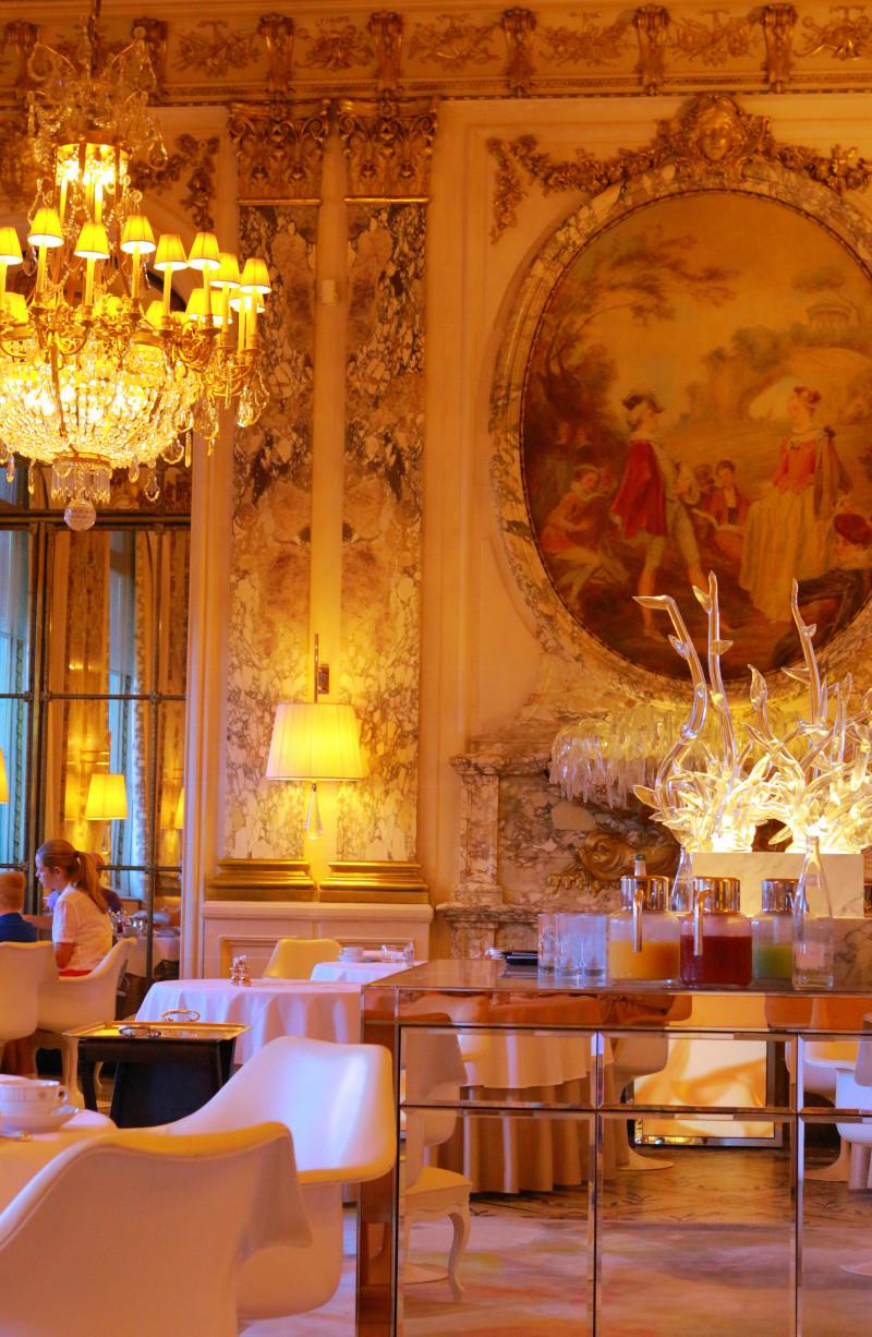 パリのホテル ルムーリス