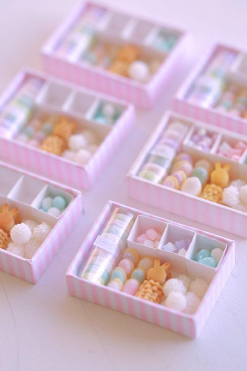 ミニチュアイースターの焼き菓子レッスン