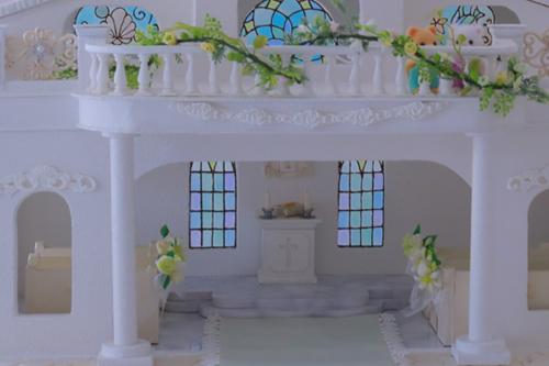 シルバニアファミリーの結婚式