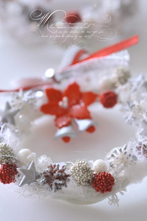 クリスマスミニチュアリース