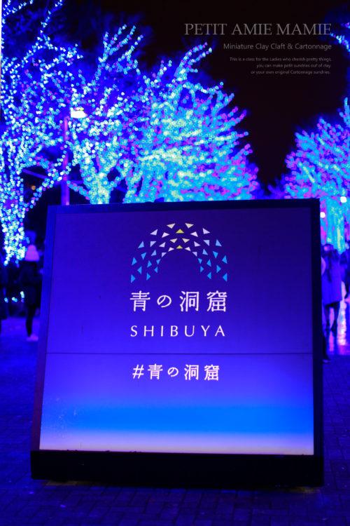 渋谷青の洞窟