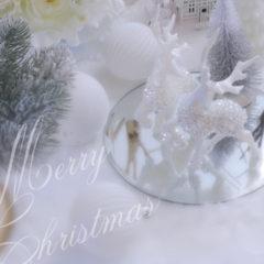 クリスマスフォトスタイリング・クリスマステーブルセッティング