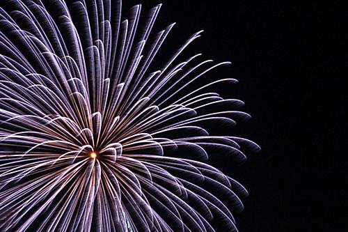 花火の撮影はコツをつかむと簡単で楽しい