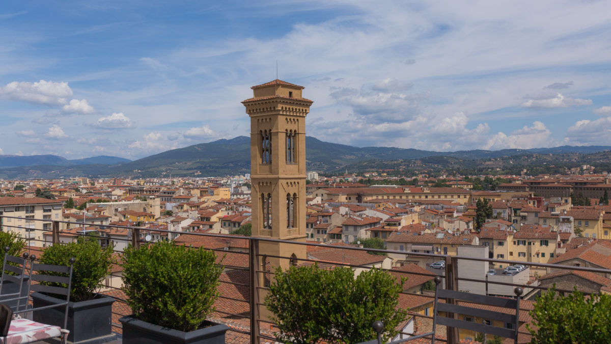 イタリア旅行 フィレンシェ
