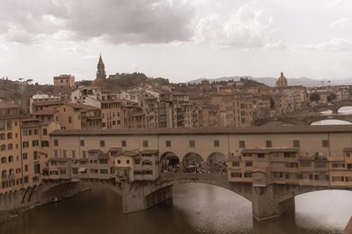 フィレンツェ観光