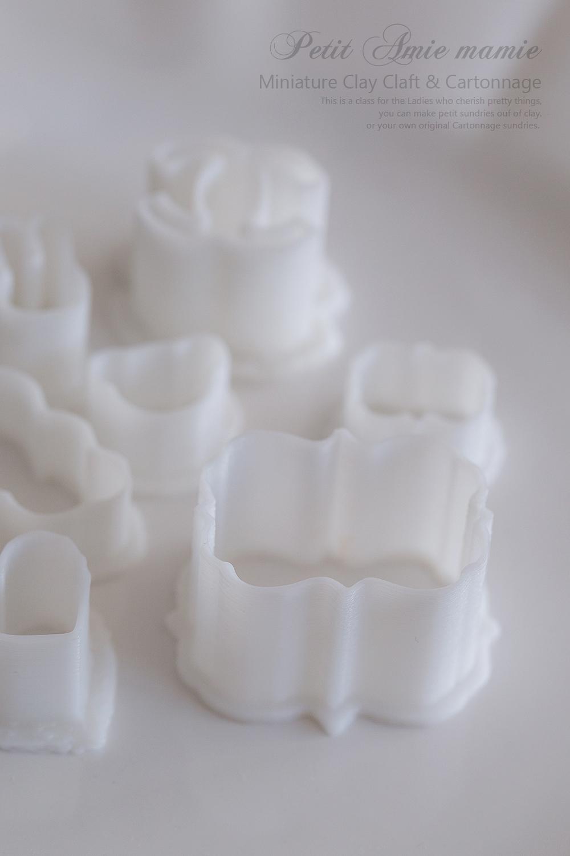 ニンジャボットクッキー 3Dコピー 抜型