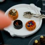 ミニチュア粘土のバレンタイン