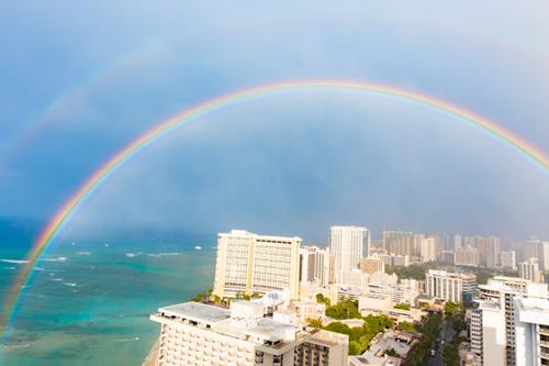 1年半ぶりのハワイに行っていました