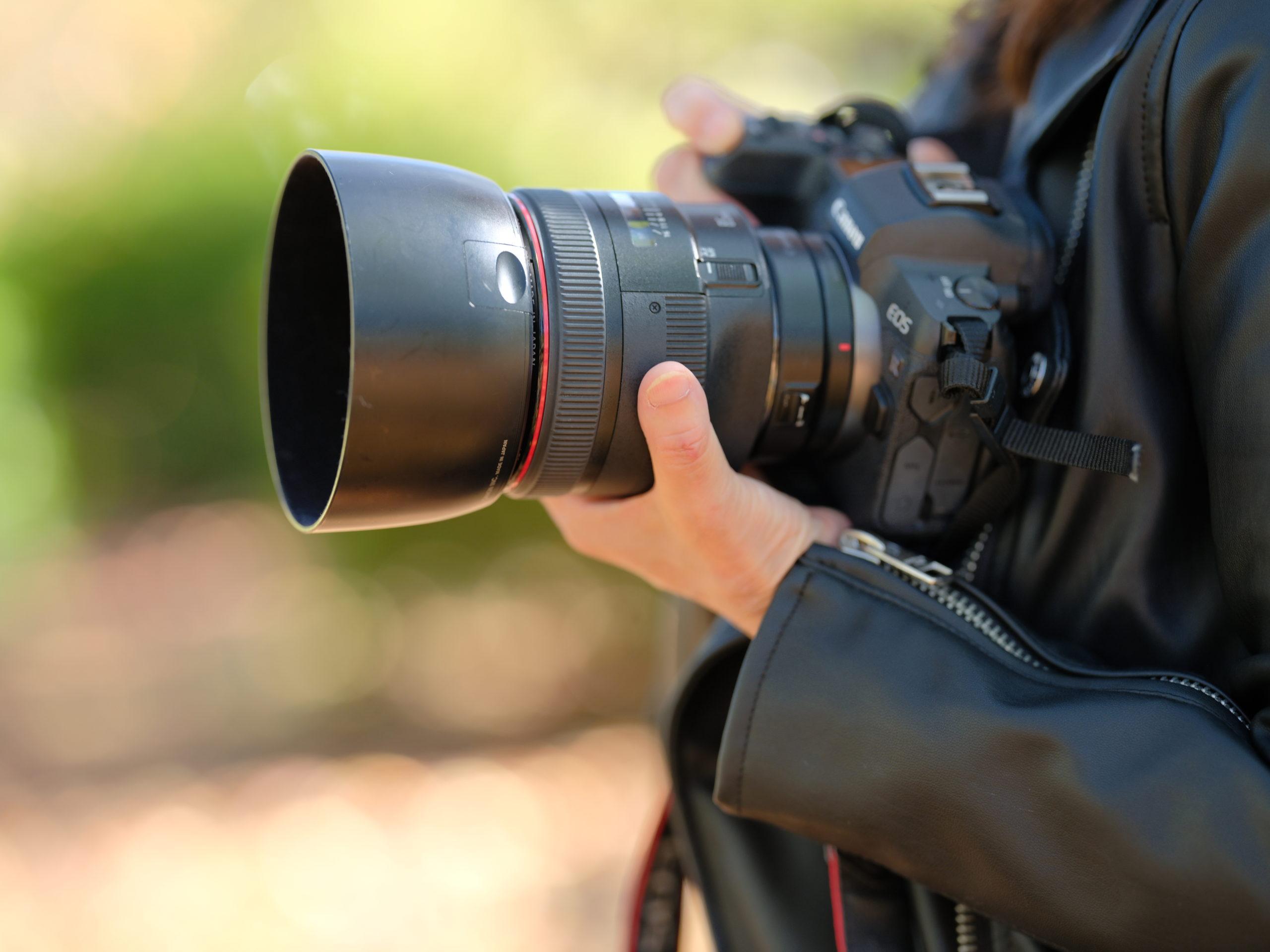 初心者さまのカメラ講座 カメラレッスン